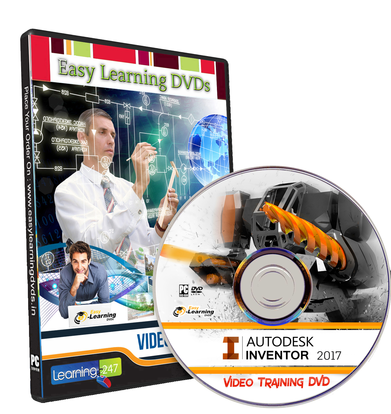 Learning autodesk inventor 2017 training dvd download : apaber