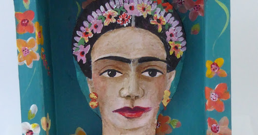 Frida is on my mind...