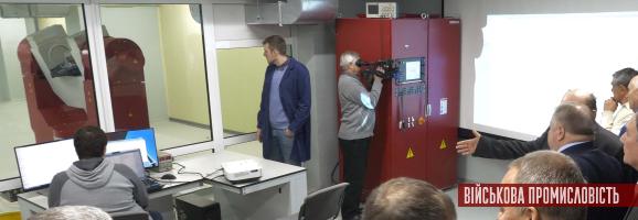 КБ Південне відкрило новий випробувальний центр