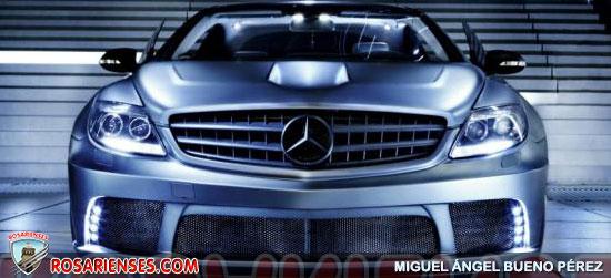Famous Parts Mercedes-Benz CL 63 AMG   Rosarienses, Villa del Rosario