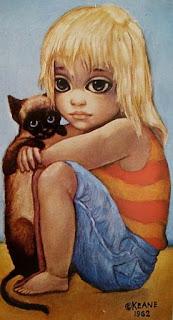 Obra de Margaret Keane