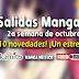 Checklist manga: Segunda semana de octubre ¡Nuevo estreno!