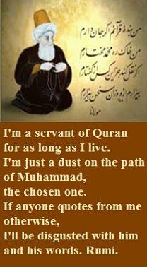 Rumi Sufi Quotes