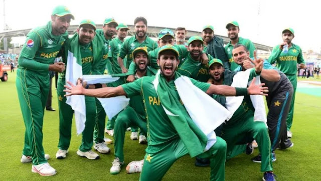 Pakistan Cricket Team in Asia Cup 2018