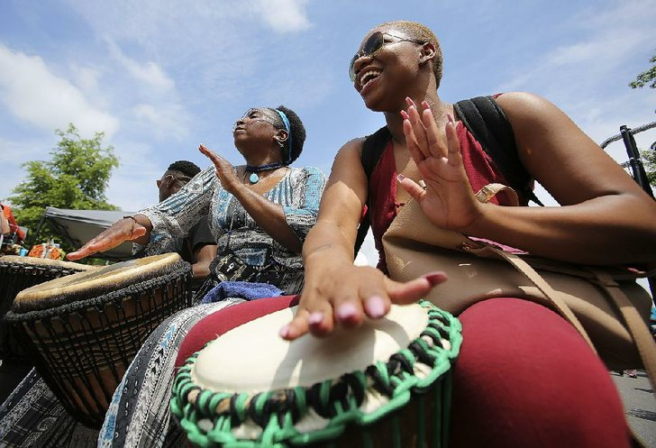 2nd Annual African Day Fest In Little Rock, Arkansas