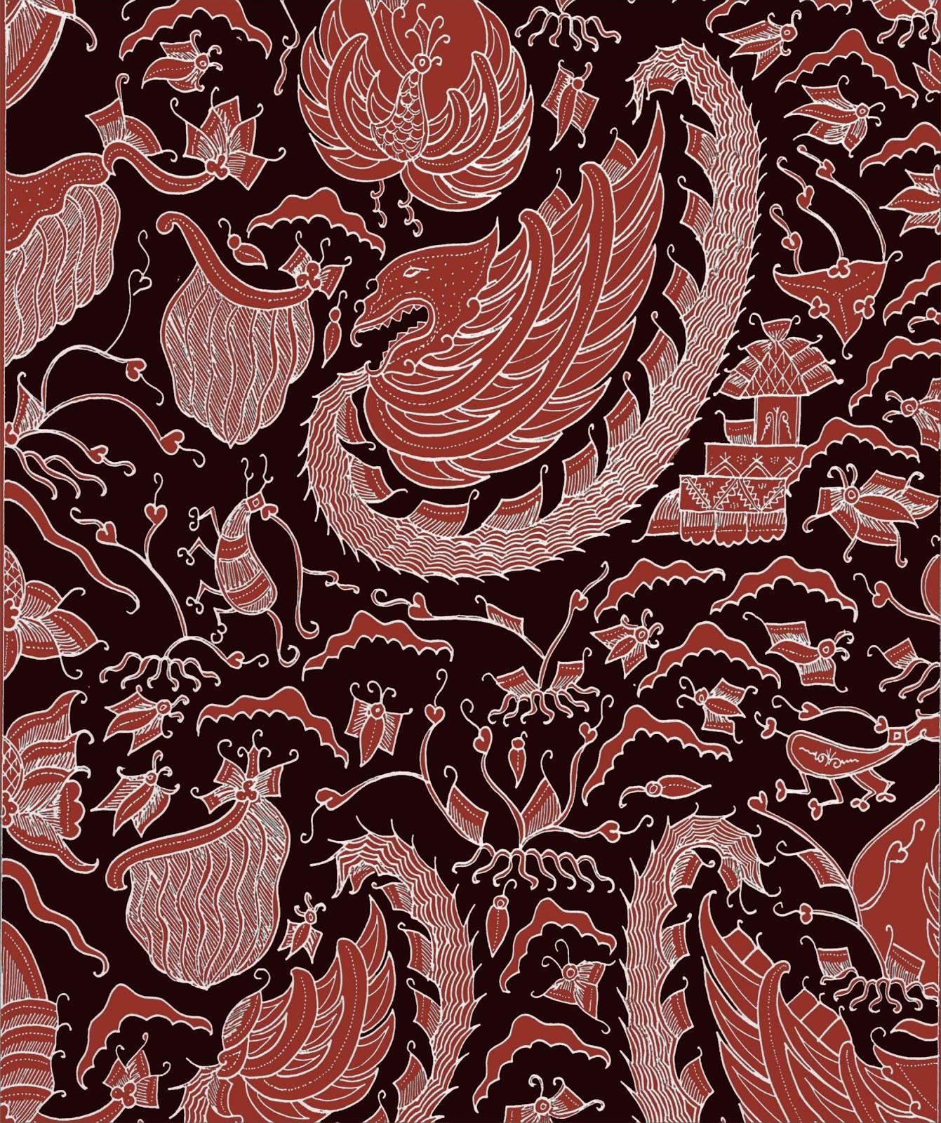 Kebermaknaan Batik Batikmal