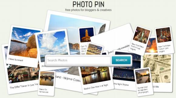 Photopin es un buscador de imágenes Creative Commons que utiliza como base de datos el conocido sitio de fotos Flickr.