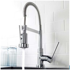 kitchen faucets pictures ooh la loft home stylish kitchen faucets from industrial to antique whats your fav 9300