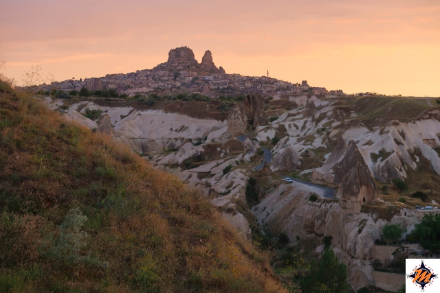 Göreme, vista dal Sunset Point