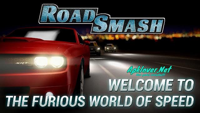 Road Smash Crazy Racing MOD APK Unlimited Money