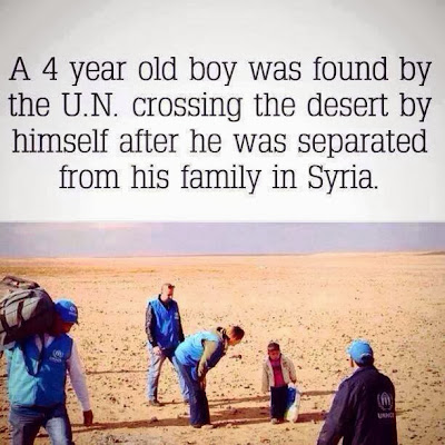 Syria, little boy, 4 year