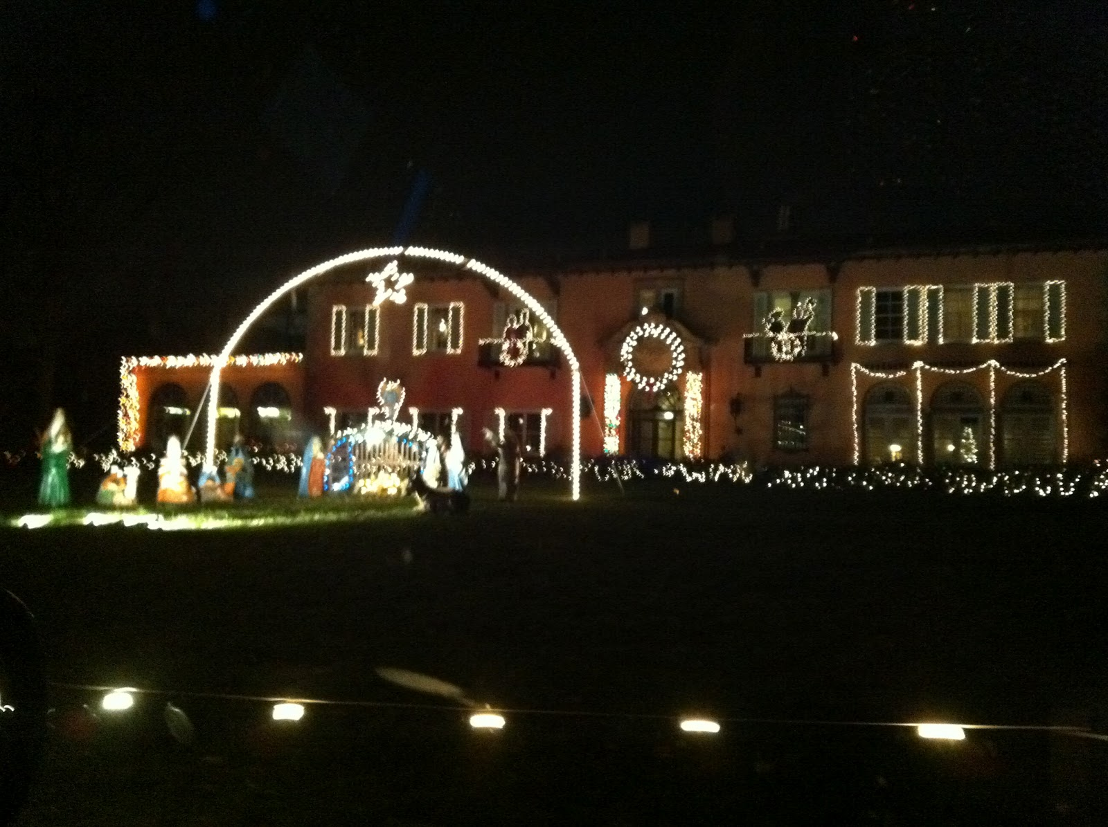 Vernon Hills Christmas Lights
