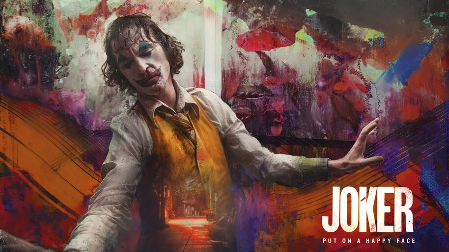 Joker, 2019, Movie, Joaquin Phoenix, 4K, #7.140