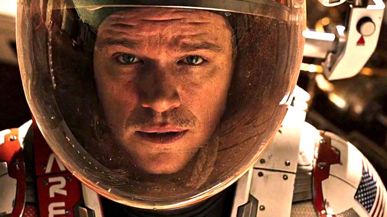 Cena de Perdido em Marte