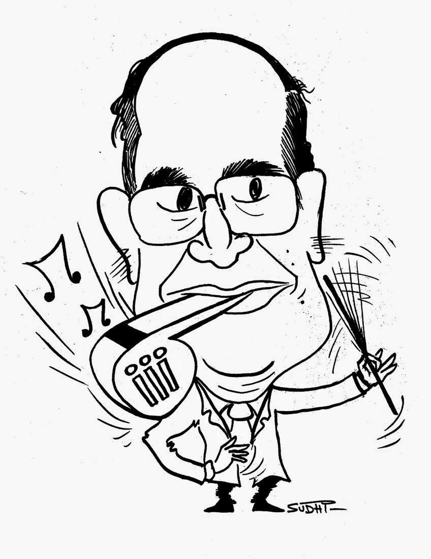sudheernath's caricatures