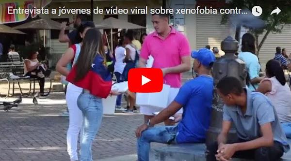 Venezolana afectada por video de Xenofobia en República Dominicana
