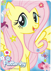 MLP Fluttershy Series 2 Trading Card