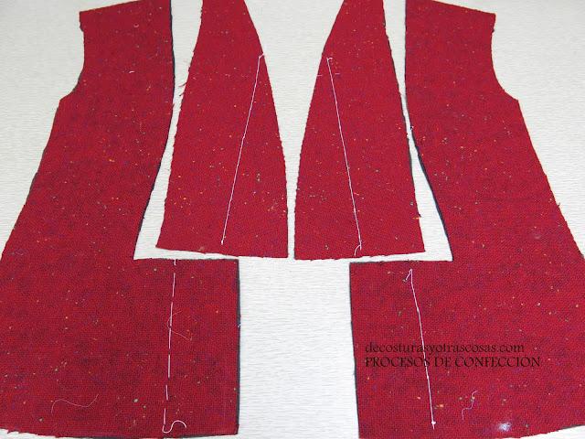 blazer en tejido de  lino  para primavera