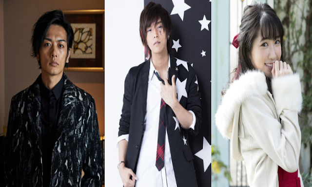 Tomodachi Game live-action/dorama cast