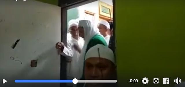 Ada yang Teriak Ganti Presiden pada Haul Solo, Habib Luthfi: Jangan Kotori Haul ini!