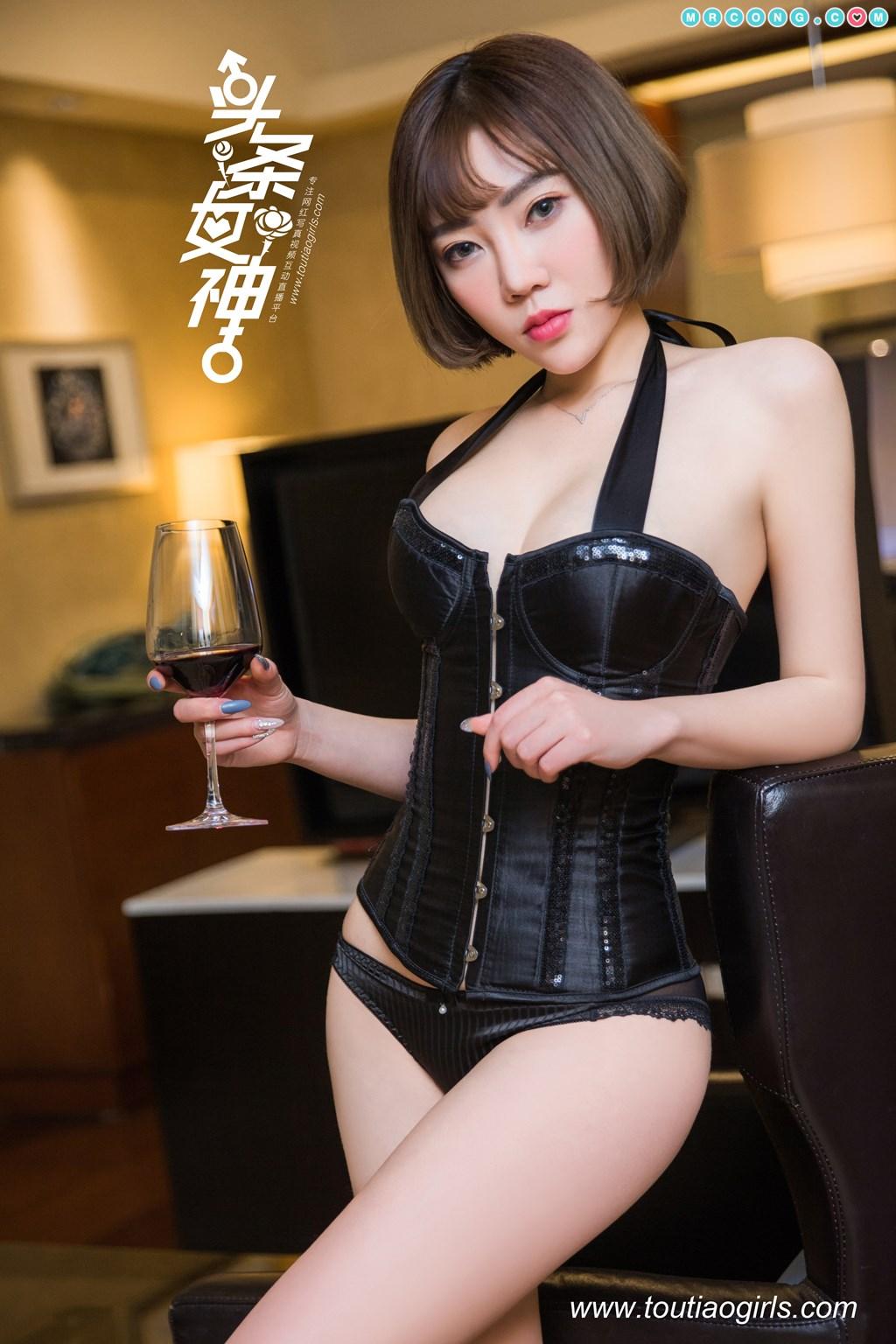 Image TouTiao-2018-03-05-Yao-Yao-MrCong.com-008 in post TouTiao 2018-03-05: Người mẫu Yao Yao (药药) (18 ảnh)