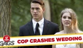 Funny Video – The Wedding Crasher PRANK