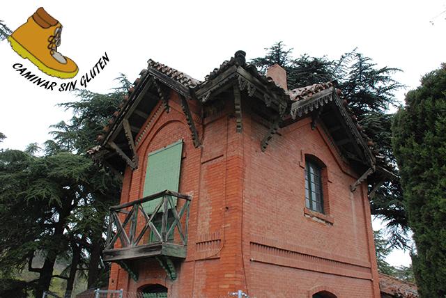 Casa de los guardeses Quinta de Torre Arias