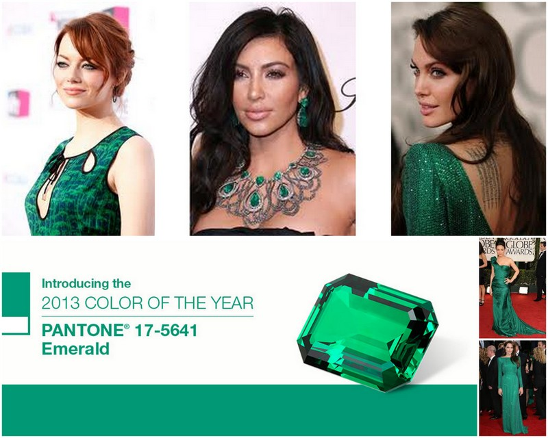 Personally I M A Huge Fan Of Emerald Green It Looks Good On Blondes Brunettes And Especially Redheads S Such Striking Colour Yet Also Easy The