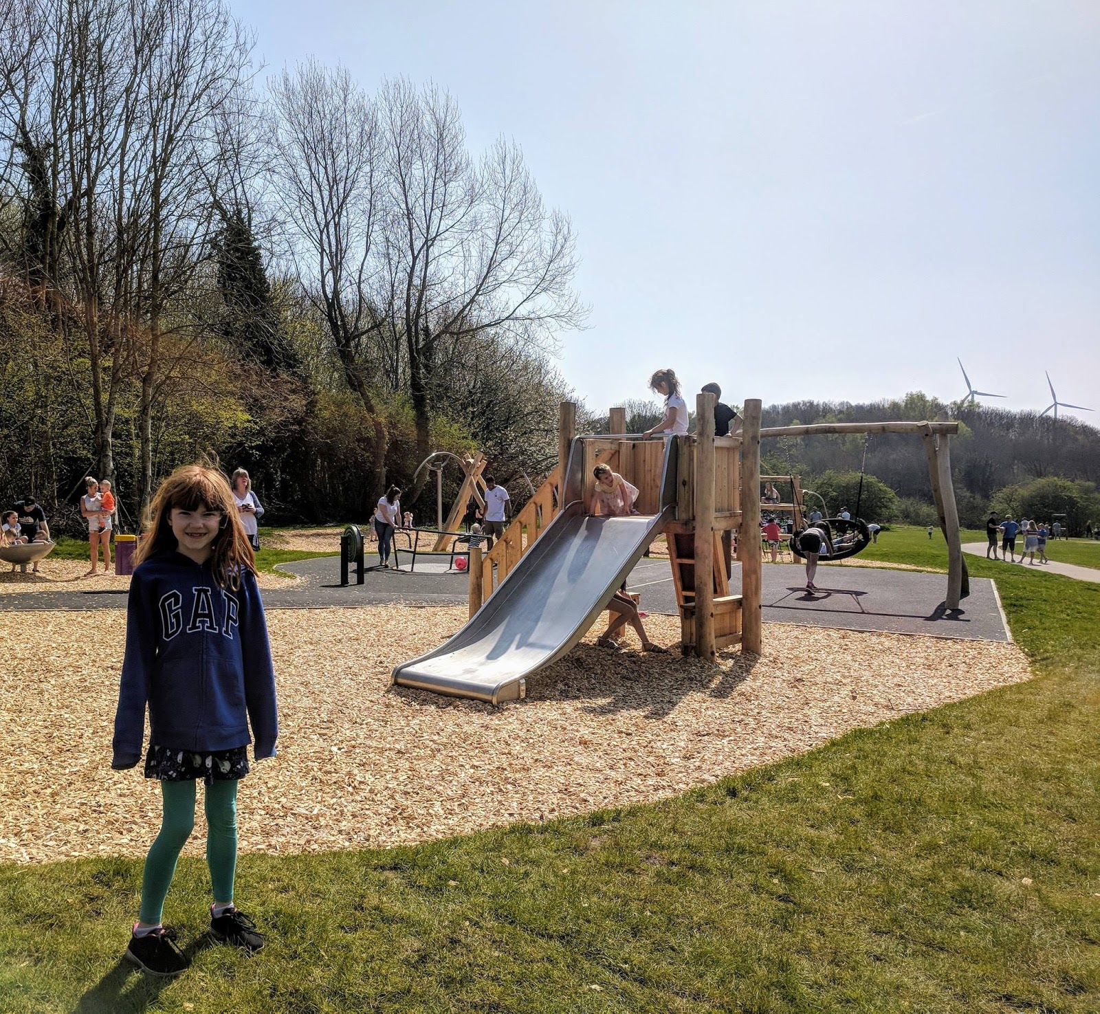 Plessey Woods Art Trail, Play Park and Cafe Opening Hours