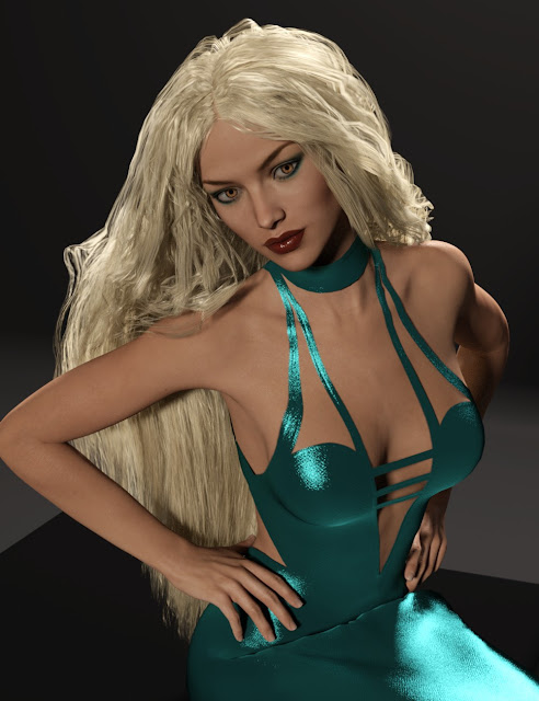 Free Spirit Hair Morph Pack One