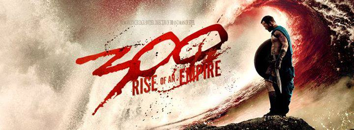 300: Rise Of An Empire Banner Poster
