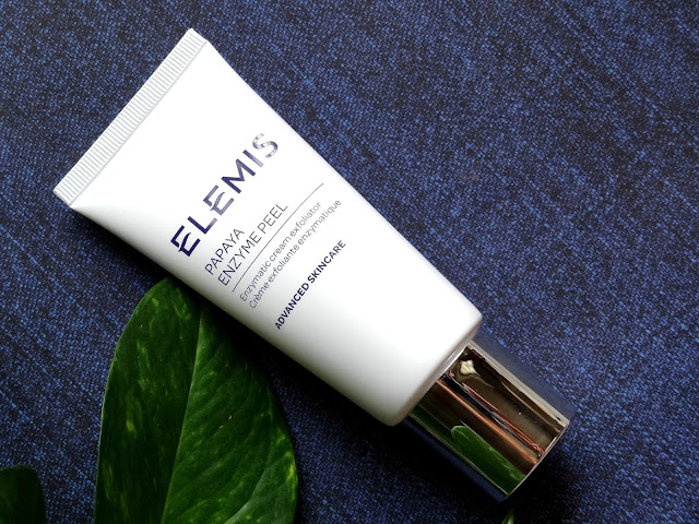 Elemis Papaya Enzyme Peel Review, Photos