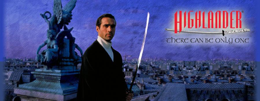 Highlander The Series 1x07 Mountain Men
