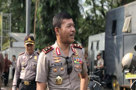 Kepolda Metro Jaya Menegaskan Tugasnya Adalah Mengirim Bandar Narkoba Ke Tuhan