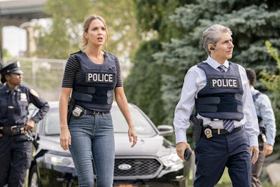 Lincoln Rhyme Hunt For The Bone Collector Series Michael Imperioli Arielle Kebbel Image 1