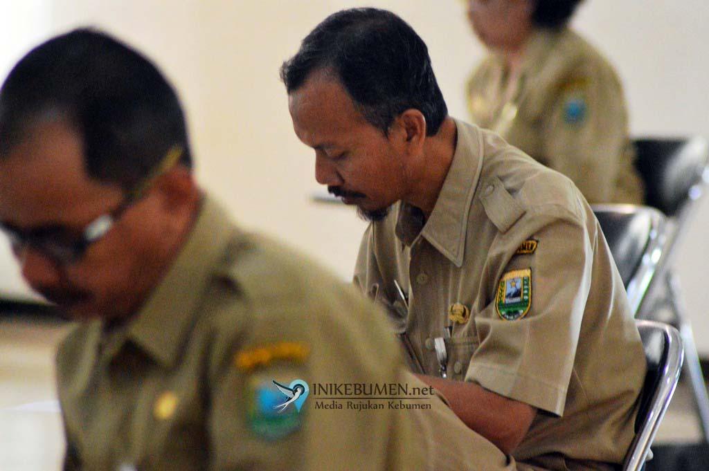 Sukamto Lolos Uji Gagasan Lelang Jabatan Eselon II