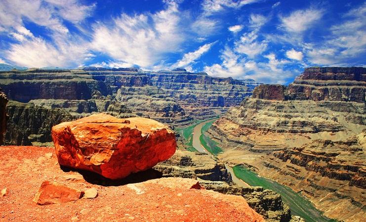 Grand Canyon, Keajaiban Alam Terindah di Bumi
