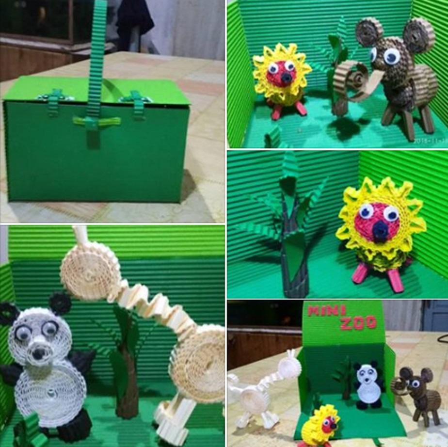 Tbm Iqro Lempake Kotak Imaginasi Kertas Kokoru