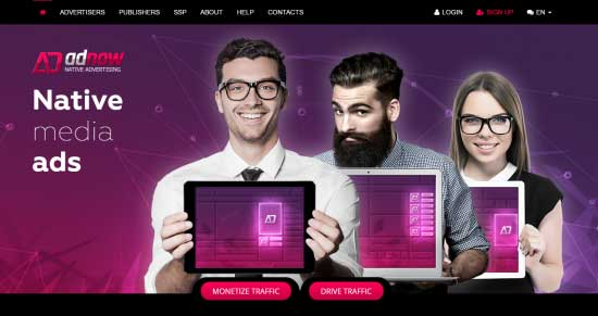 AdNow review : Make Money with Native Ads : WikiAskme