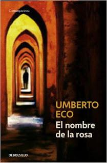 Versión Debolsillo del libro de Umberto Eco