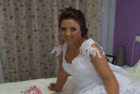 Η νύφη από την Πάτρα που τρέλανε το Facebook: Oι φωτογραφίες από τον γάμο