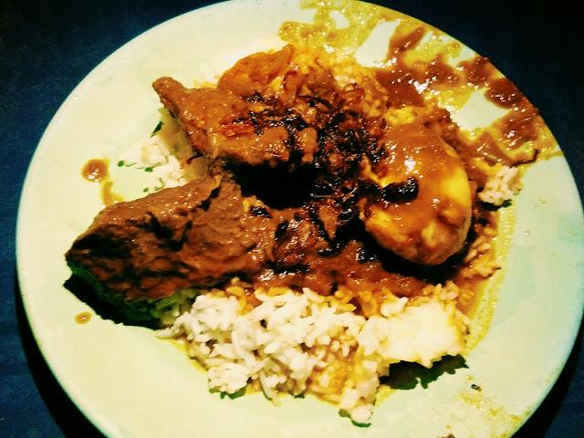 nasi kandar beratur, nasi kandar berhampiran masjid kapitan keling, tempat makan menarik di penang,