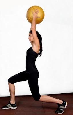 Katrina Kaif Workout Plan