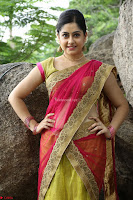 Actress Ronika in Red Saree ~  Exclusive celebrities galleries 036.JPG