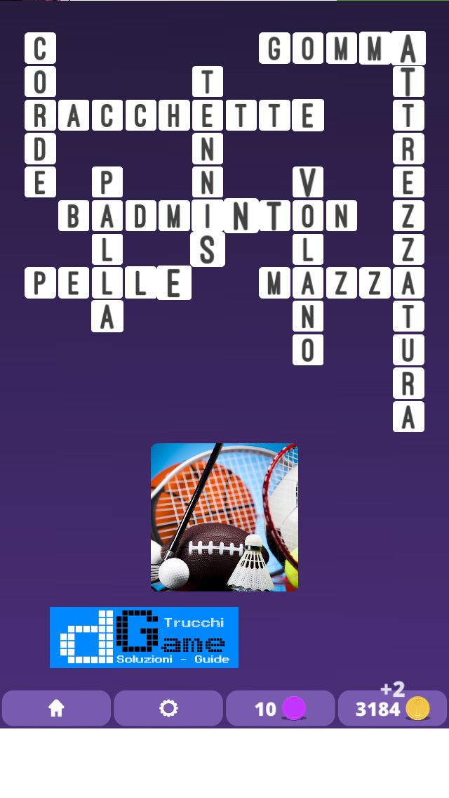 Soluzioni One Clue Crossword livello 1 Schema 9  (Cruciverba illustrato)  | Parole e foto