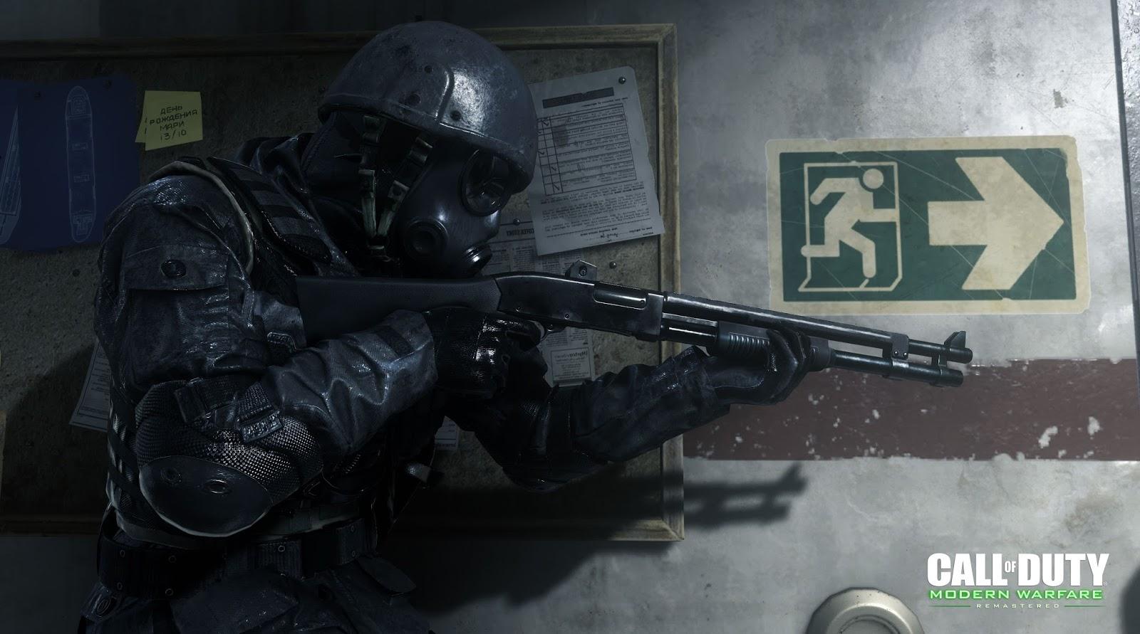 Nuevos mapas llegarán a Call of Duty: Modern Warfare Remastered este 21 de marzo