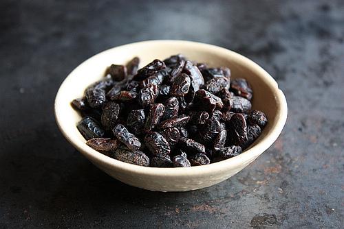 Sauce haricots noirs (Douchi)