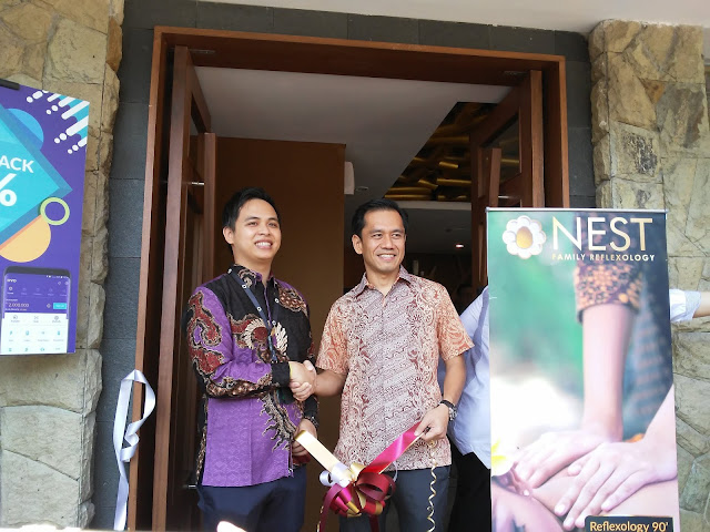 nest family reflexology & spa bintaro