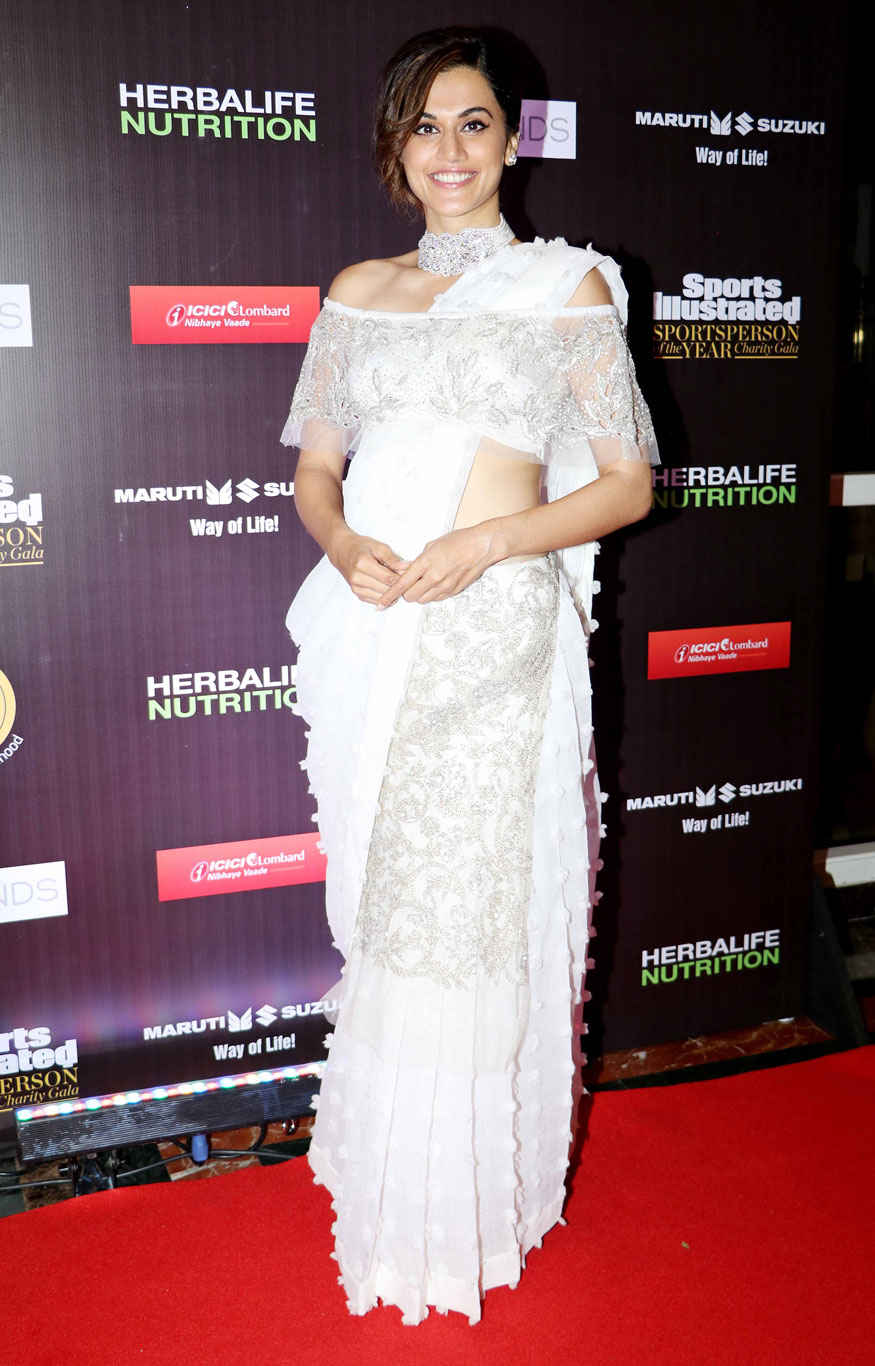 Celebrities Attend The Event Of 'Sportsperson of the Year' Charity Gala Awards