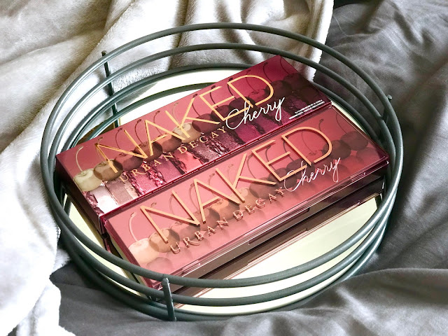 Urban Decay NAKED Cherry - First Impressions